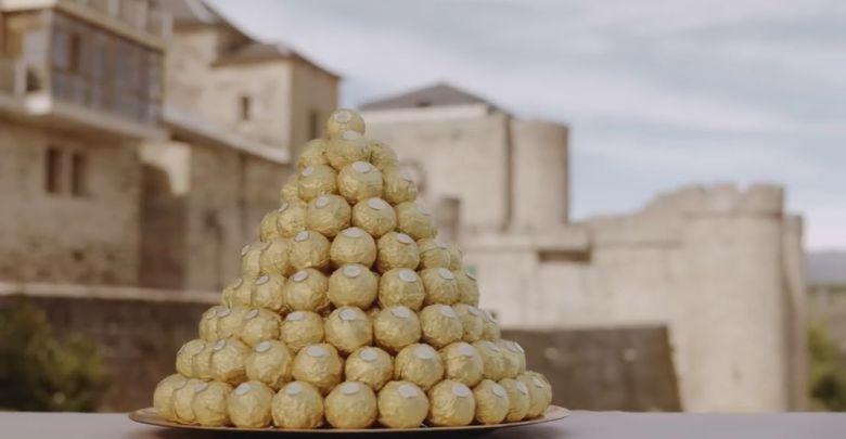 Photo of Puebla de Sanabria en la final del concurso de Ferrero Rocher
