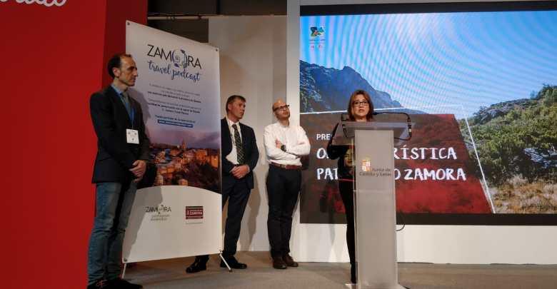 Photo of La Diputación continúa luchando por el turismo de la provincia en FITUR