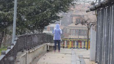 Photo of La nieve se adelanta y ya se ha dejado ver por Benavente