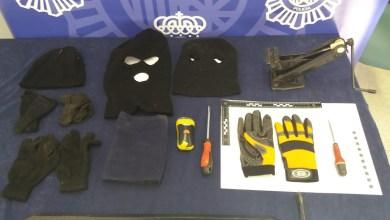 Photo of La Policía Nacional detiene a dos personas por su participación en diversos robos en la capital y en la provincia de Zamora