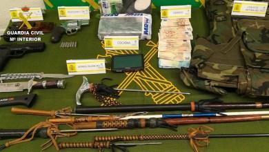 Photo of Desarticulado un grupo criminal dedicado al tráfico de drogas y robos con violencia en domicilios, uno de ellos en Castropepe