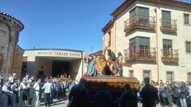 Photo of Vía Crucis procesional por el VII Congreso Nacional de Hermandades y Cofradías de Zamora