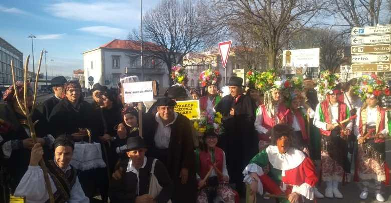 Photo of El Patronato de Turismo presente en el «Carnaval dos Caretos» de Braganza