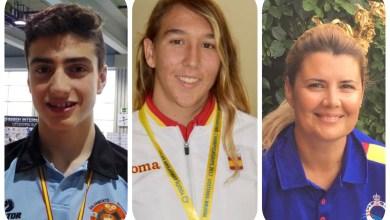 Photo of Javier Huerga, Carolina Ganado y Elena Justo seleccionados para la concentración de Alto Nivel de Torrevieja