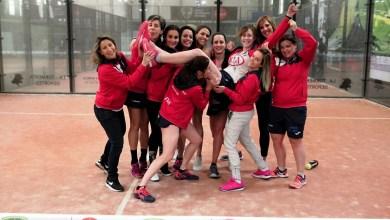 Photo of Las chicas del Club de Pádel Malgrat campeonas de Castilla y León