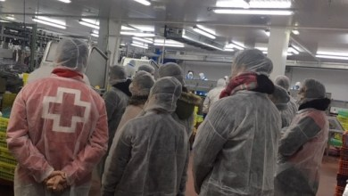 Photo of Cruz Roja Española en Zamora visita las instalaciones de Avícola Galocha