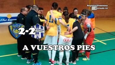 Photo of El fútbol sala es, una vez más, injusto con el Caja Rural At. Benavente