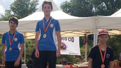 Photo of Oro para Atila Vega en el Campeonato Regional de tiro con arco