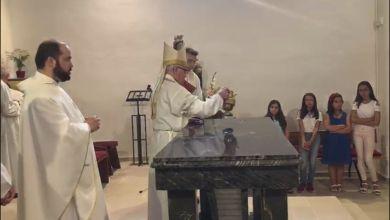 Photo of Consagrado el nuevo altar de Barcial del Barco por el Obispo de Zamora