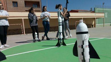 Photo of Los alumnos de La Vega reviven la llegada del hombre a la luna por el 50 aniversario