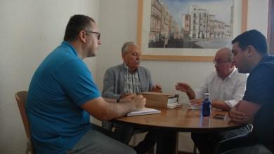 """Photo of La Diputación se compromete a aumentar la colaboración con """"Ledo Del Pozo"""""""