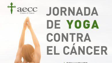 Photo of Jornada de Yoga contra el cáncer en Benavente