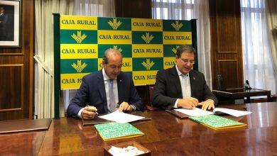 Photo of Firmado el convenio entre el Colegio de Farmacéuticos de Zamora y Caja Rural