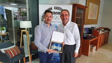 Photo of La Federación premia al Benavente Natación por su trabajo y esfuerzo