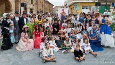 Photo of La Plaza Mayor de Tábara se llenó de solidaridad con la pasarela a favor de la Fundación Leticia Rosino