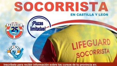 Photo of Cursos de formación de socorrista en el calendario provisional de la FECLESS