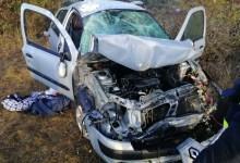 Photo of Tres heridos, uno de ellos grave, en un accidente a la altura de Rionegro del Puente