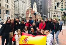 Photo of Intercambio lingüístico cultural de los alumnos de Los Sauces con Estados Unidos