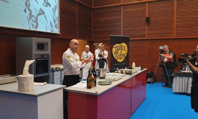 Photo of Luis Alberto Lera muestra los encantos de la caza en San Sebastián Gastronomika