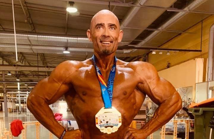 Photo of Macario Martín campeón de España con pase para el internacional