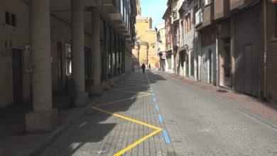 Photo of Abierta al tráfico la Calle Santo Domingo después de casi dos años cerrada