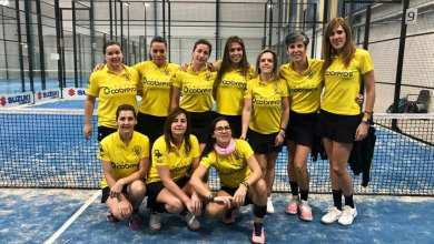 Photo of El equipo Pádel Malgrat sigue sumando puntos para ascender en las clasificaciones