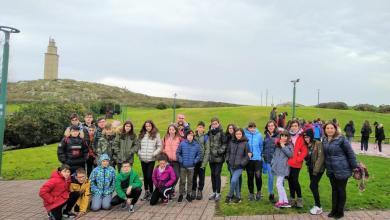 Photo of Ruta lingüística bilingüe de 24 alumnos del IES Los Sauces