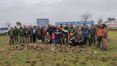 Photo of El Club de caza La Veguilla celebró su día recordando a sus compañeros
