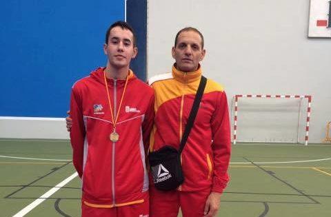 Photo of Aarón Carracedo consigue la plata de su categoría en el Open Interregional