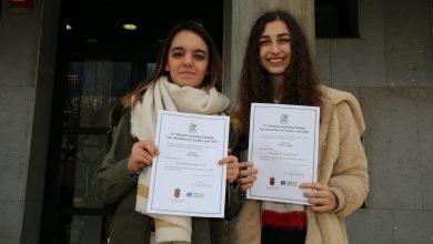Photo of Marina y Natalia del IES Los Sauces participan en la Fase Autonómica de la XV Olimpiada de Biología
