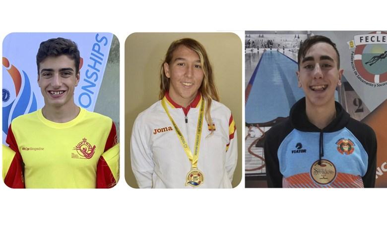 Photo of Tres benaventanos convocados provisionalmente por la Federación Española de Salvamento