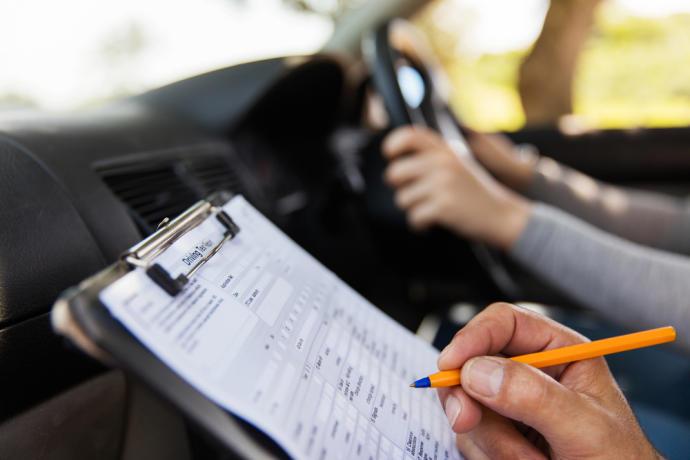 Photo of Tráfico ha disminuido en la provincia el número de exámenes de conducir durante este verano