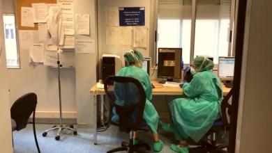 Photo of Los sanitarios acusan al Gobierno de ponerles en riesgo