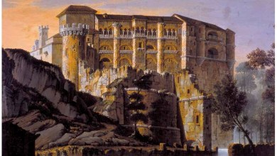 Photo of El CEB Ledo del Pozo compra un cuadro del Castillo de Benavente en una subasta celebrada en Munich