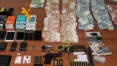 Photo of Tres detenidos en Puebla de Sanabria por un delito de tráfico de droga y posesión de armas