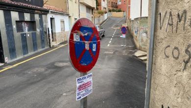 Photo of Quejas vecinales por la pérdida de plazas de aparcamiento en la calle Fortaleza