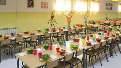 Photo of Las familias podrán presentar la solicitud de ayuda para el comedor escolar durante la segunda quincena de junio