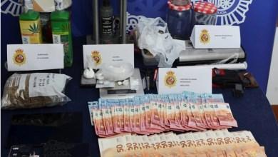Photo of Desarticulado un punto de venta de drogas en Zamora con un detenido