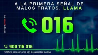 Photo of El 016 registró el mayo con más llamadas de su historia
