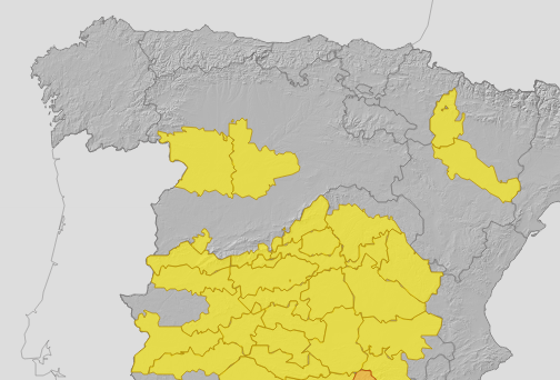 Photo of Aviso amarillo por temperaturas de hasta 36 grados en la provincia de Zamora