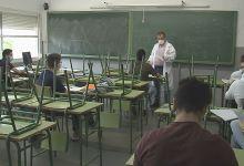 Photo of 5.202 alumnos de segundo de Bachillerato han vuelto a sus centros educativos antes de la EBAU