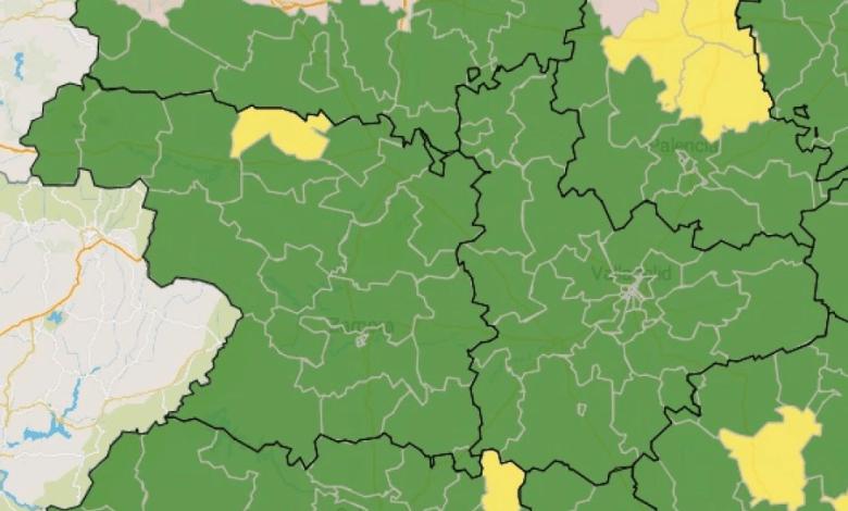 Photo of La ZBS de Santibáñez vuelve al amarillo en el mapa del coronavirus en la primera semana de 'nueva normalidad'