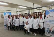 Photo of La escuela internacional de industrias lácteas de Zamora reanuda su actividad docente