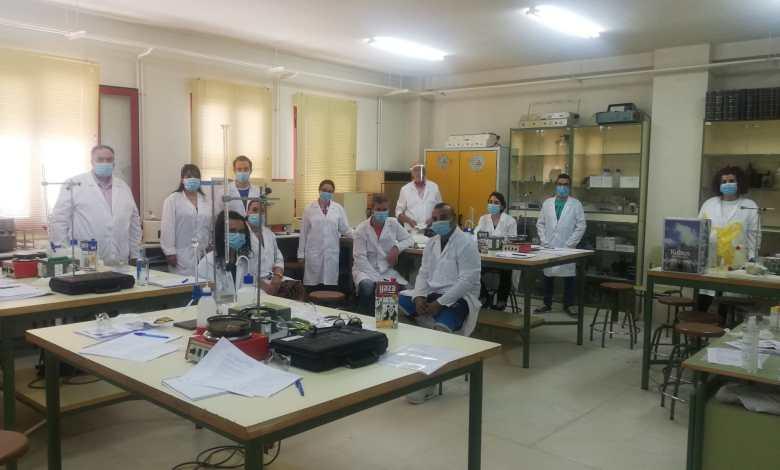Photo of Cubiertas las plazas del curso de inicio al esquileo de oveja de la escuela internacional de industrias lácteas
