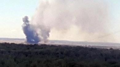 Photo of Medios aéreos y terrestres combaten el primer incendio de la temporada en Zamora