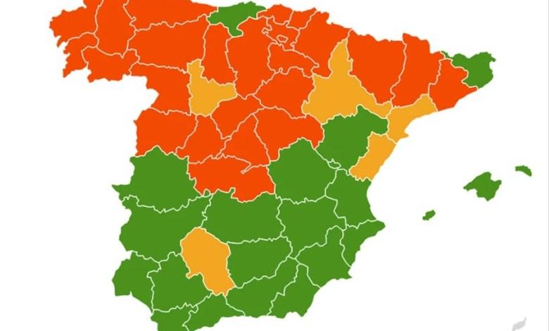 Photo of Altos niveles de concentración de polen en Zamora durante esta semana