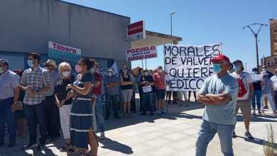Photo of Cerca de 300 personas exigen en Tábara la reapertura de los consultorios médicos rurales