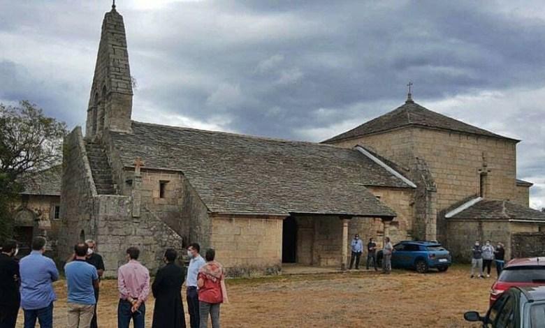 Photo of Diputación de Zamora, Diócesis de Astorga y vecinos de Terroso unidos en la reparación de la iglesia parroquial