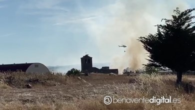 Photo of VIDEO: Amplio despliegue en un incendio activo en Vidayanes