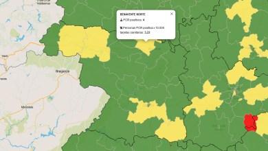 Photo of Cinco ZBS de Zamora vuelven a estar en amarillo en el mapa del coronavirus